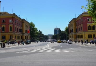 Булевард Deshmoret e Kombit