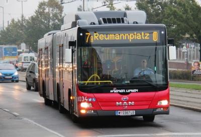 Градски транспорт във Виена