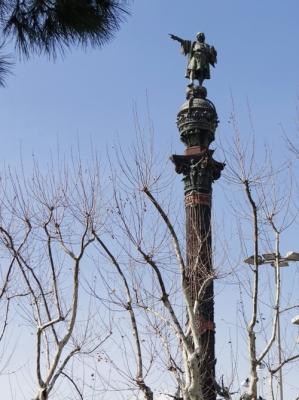 Паметника на Христофор Колумб