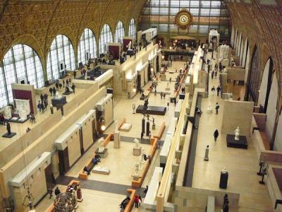Музея Д'Орсе