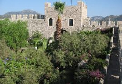 Древният град Фаселис