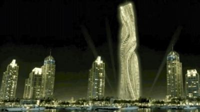 Върха на небостъргач