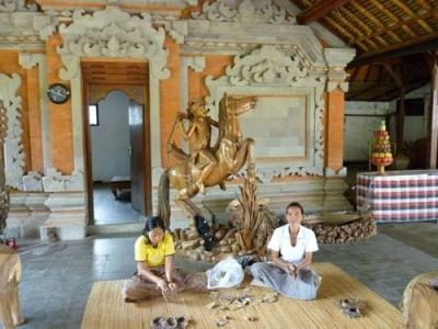 Дърворезбарите от Мас отварят ателиетата си за туристите