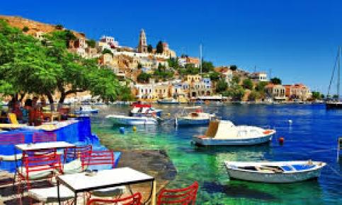 Лято 2018 в Гърция