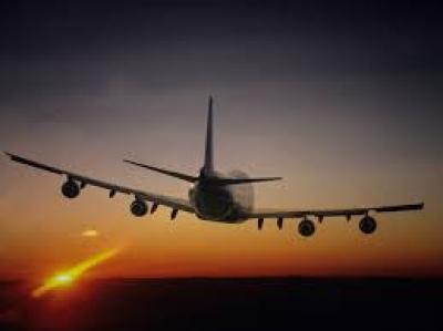 Със самолет