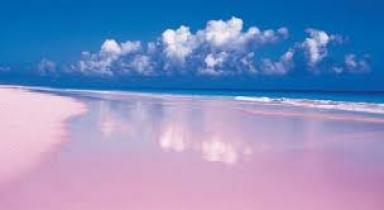 Пинк бич - плаж
