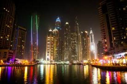 На сцената - Дубай