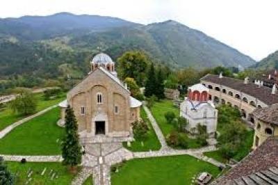 Манастир Студеница-Сърбия