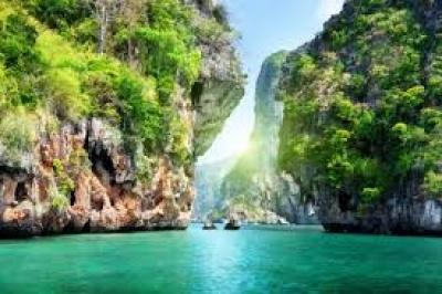 На почивка в Тайланд