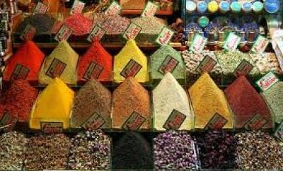 Пазарът на подправките – Египетския пазар, Истанбул - Турция