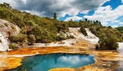 На почивка в Нова Зеландия
