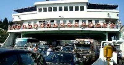 Ферибот в Айвалък