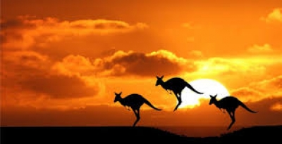 На почивка в Австралия