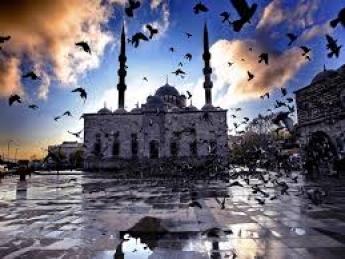 Дворците в Истанбул