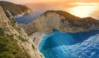 На почивка в Гърция