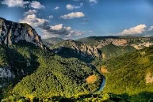 Река Места-Делтата