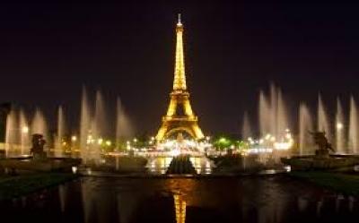 На почивка във Франция