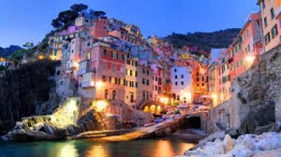 На почивка в Италия