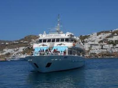 В Хърватия с ферибот