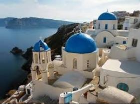Градовете и уличките на Гърция