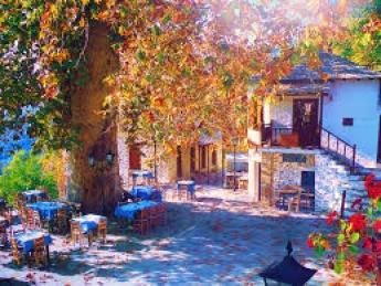 Храната, питиетата, таверните в Гърция
