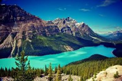 На почивка в Канада