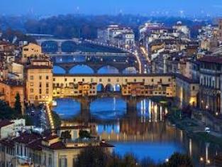 Понте Векио-Флоренция-Италия