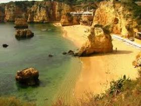 Прая Донна Анна - плаж
