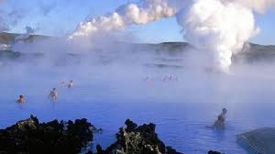 Без дрехи в Исландия