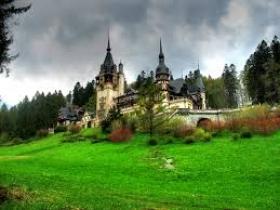 Замакът Пелеш - Румъния