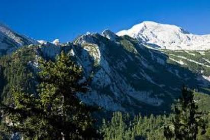 На планина