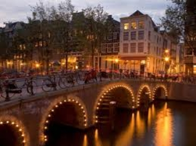 На почивка в Холандия