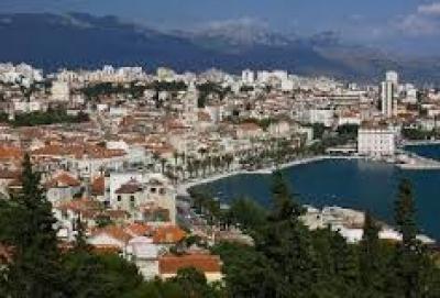 Историческият град Трогир