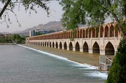 Си-о-Се пол-Исфахан-Иран
