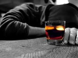 Не носите на алкохол