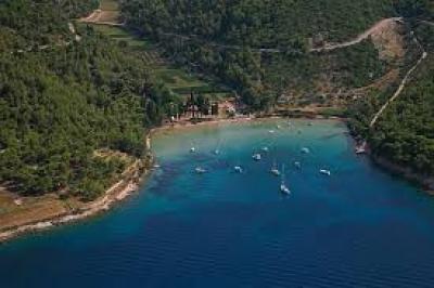 Остров Брач - Хърватия