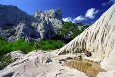 Хърватия - Национален парк Пакленица