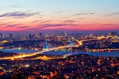 Град Истанбул - Турция