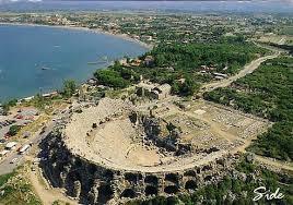 Град Сиде - Турция