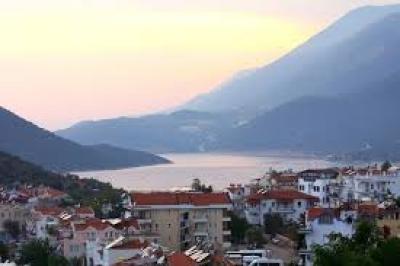Град Юзунгьол - Турция