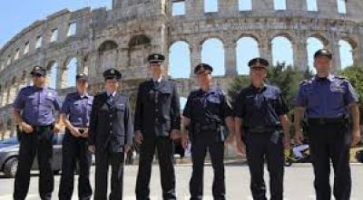 Полицията в Хърватия