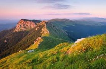 Къмпинги на планина