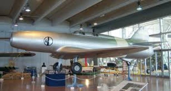 Музеят на авиацията - Римини - Италия