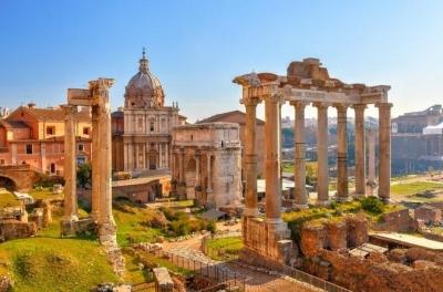 Римския форум + Колизеума + Палатин