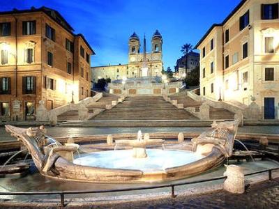 В Рим
