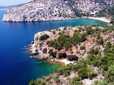 Остров Тасос