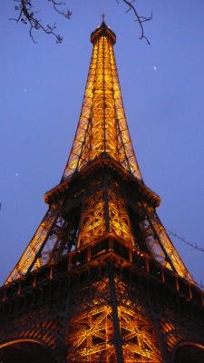 Айфелова кула   - Париж