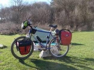 Вело къмпингуване
