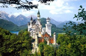 Замъците в Германия