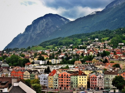 Австрия - Инсбрук